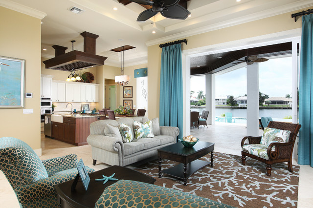 Starfish Rug Living Room Beach with Beach Cottage Beach Home Blue and Brown Coastal Cottage