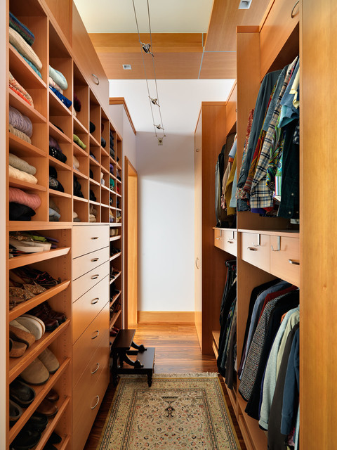 Stepping Stool Closet Contemporary with Cable Lighting Rug Shoe Cubbies Shoe Racks Step Stool