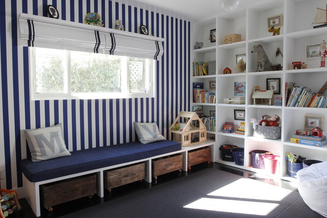 sterilite storage bins Kids Transitional with area rug baskets bean bags books built-in bench built-in