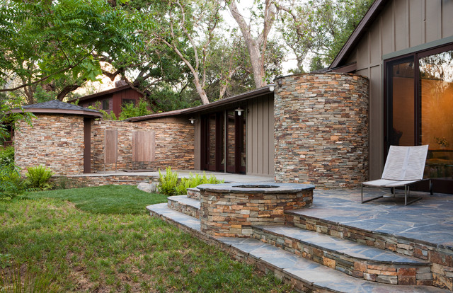 exterior stone facade panels. stone veneer panels exterior rustic with beige siding brown grass facade