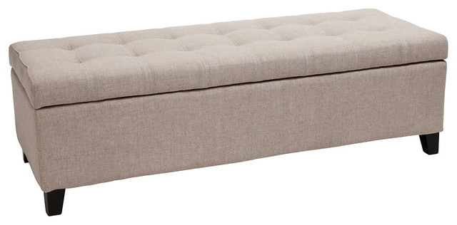 storage ottoman ikea with bedroom bench beige bench fabric upholstered bench living room