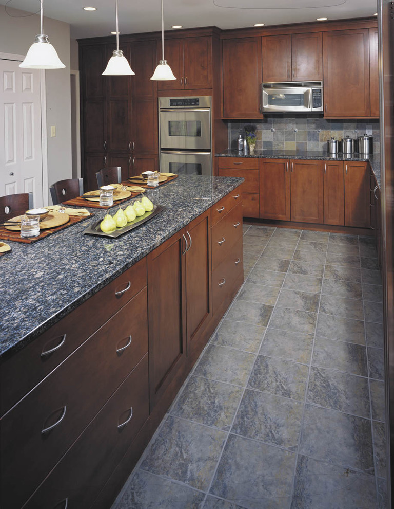 Storehouse Furniture Kitchen Traditional with Barstools Cabinets Custom Woodwork Dark Stained Wood