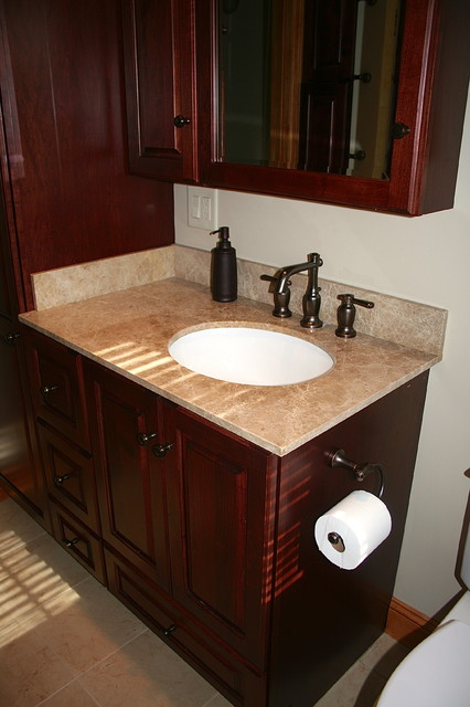 Symmons Faucets Bathroom Traditional with Custom Mirror Cypress Design Co Maax Whirlpool Tub Maple
