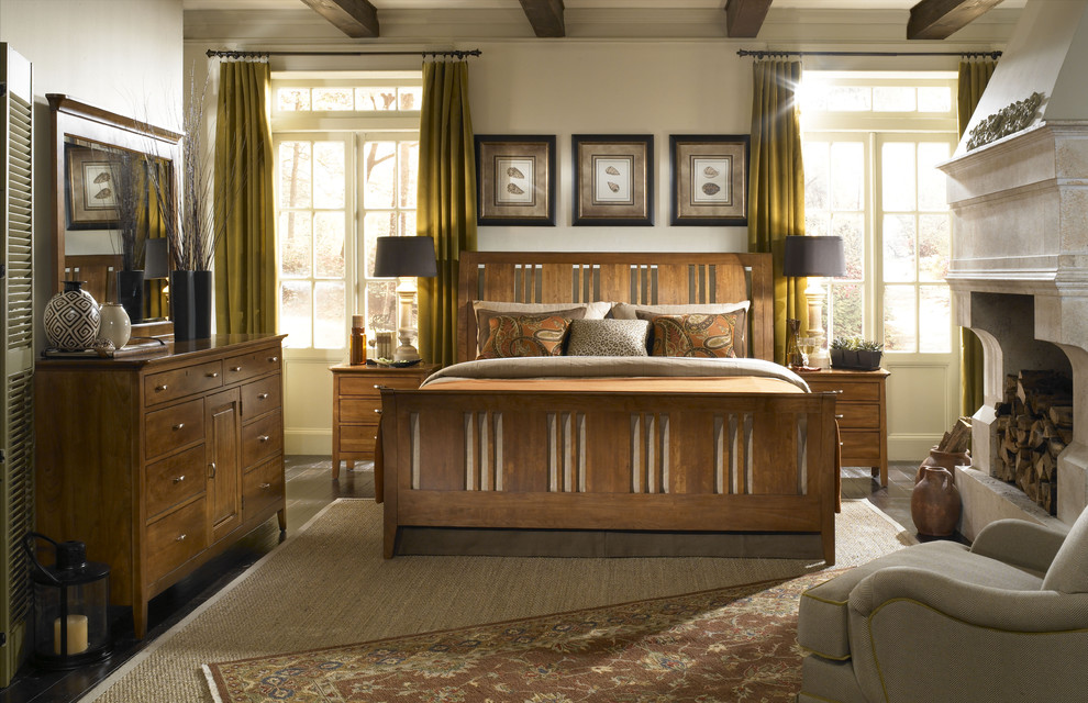 Thomasville Bedroom Furniture Bedroom Contemporary with Area Rug Bedside Table Chest of Drawers