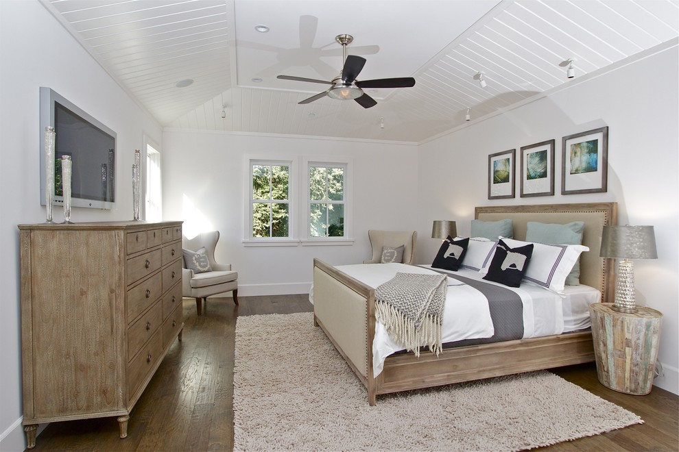 Thomasville Bedroom Furniture Bedroom Farmhouse with Area Rug Baseboards Bedside Table Ceiling Fan