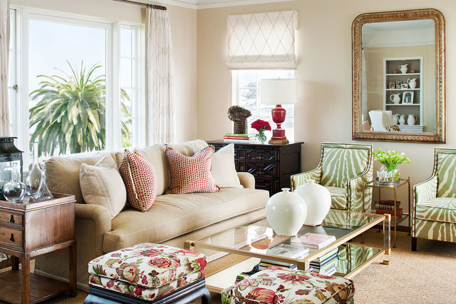 Thomasville Furniture Prices Living Room Traditional with Acrylic Glass Coffee Table Antique Chest Floral Green Zebra