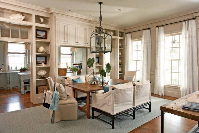thomasville-lighting -Dining-Room-Rustic-with-beach-house-cabinets-cottage-farmhouse-french-windows-lantern-rustic & thomasville-lighting-Dining-Room-Rustic-with-beach-house-cabinets ... azcodes.com