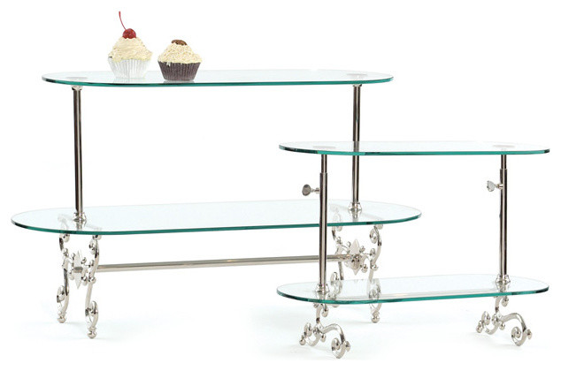 Tiered Cake Stand with Go Home Manhattan Wine Rack Manhattan Wine Rack Wine