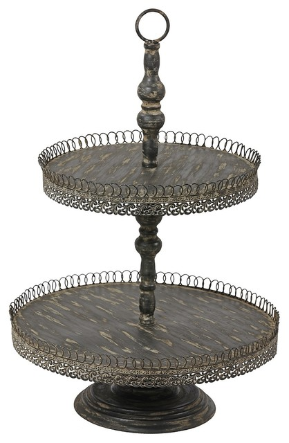 tiered cake standwith