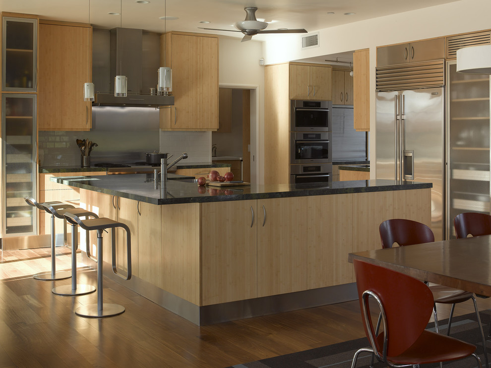 Toe Kick Heater Kitchen Contemporary with Bar Stools Cabinets Ceiling Fan Contemporary Frosted