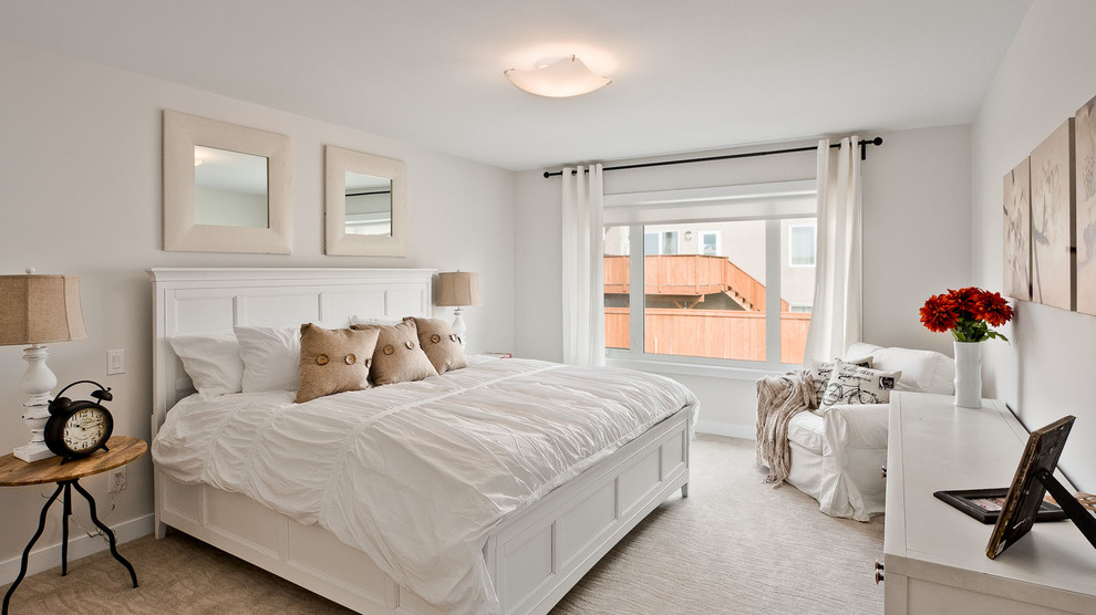 tuftex-carpet-Bedroom-Traditional-with-Bungalow-Condo ...