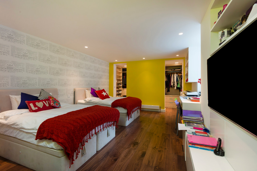 Tween Bedroom Ideas Kids Contemporary with 7 Year Old Boys Bedroom Accent Wall