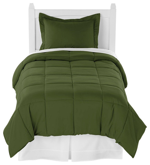 twin xl comforter sets with army green blanket bedding bedroom decor comforter comforter set