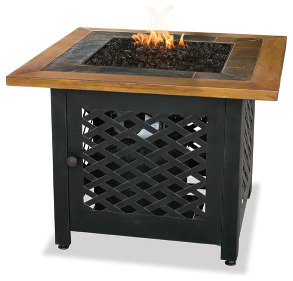 Uniflame Fire Pit with Gad1391sp