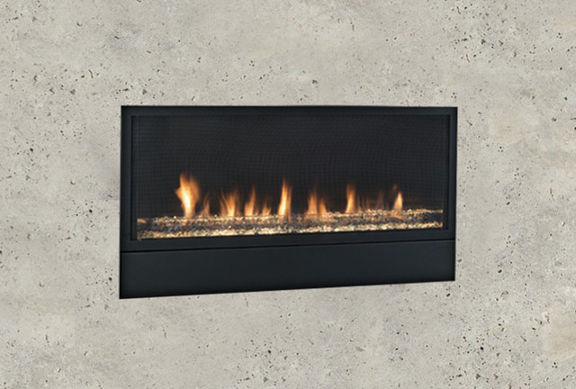Ventless Propane Fireplace with 42 Linear Fireplace 42 Wall Insert Fireplace Artisan Total