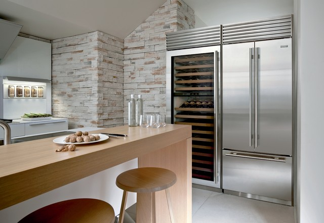 Vinotemp Wine Cooler Kitchen Contemporary with Categorykitchenstylecontemporarylocationunited States