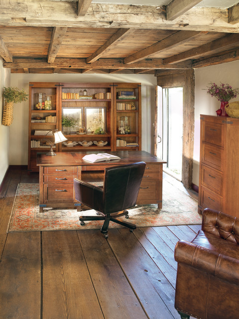 Vinyl Plank Flooring Lowes Home Office Traditional with Book Shelves Brown Leather Chair Natural Lighting Office Chair