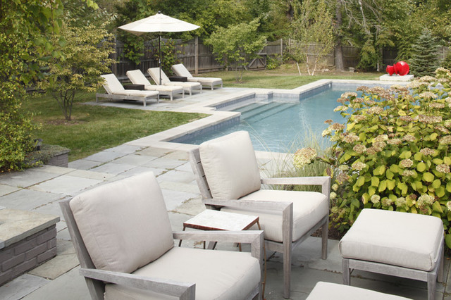 Vinyl pool liners Patio Transitional with beautiful pools