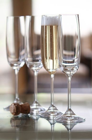 Waterford Crystal Champagne Flutes Spaces Contemporary with Crystal Gift Ideas Gifts Holiday Gift Marquis Waterford