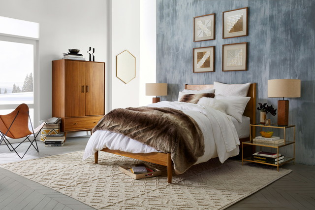 Wesley Allen Beds Bedroom Contemporary with Categorybedroomstylecontemporarylocationnew York