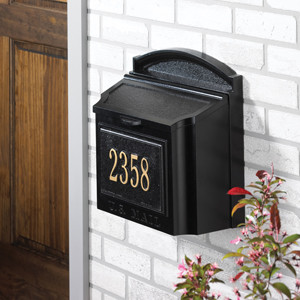 Whitehall Mailboxeswith 2