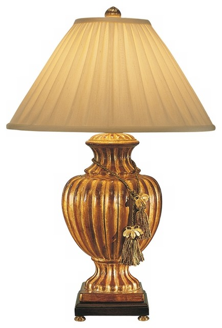 wildwood lampsSold ByLamps Plus Table Lamps Traditionalwith Sold ByLamps PlusCategoryTable LampsStyleTraditional -Florentine-Fluted-Urn-Gold-Table-Lamp-traditional-table-lamps