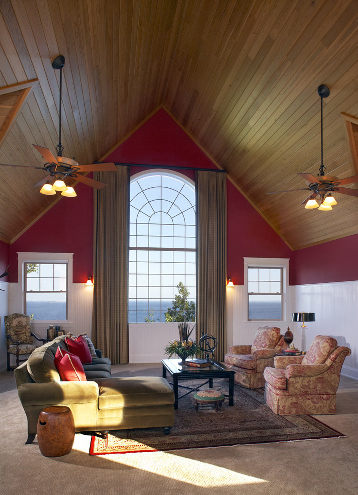 Window Treatments for Arched Windows Living Room Traditional with Accessories Arched Window Beautiful Ceiling Fan Chaise