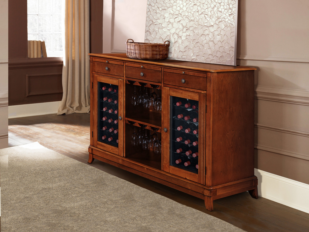 Wine Credenza Living Room Traditional with Cabinet Credenza Home Wine Cellar Home Wine