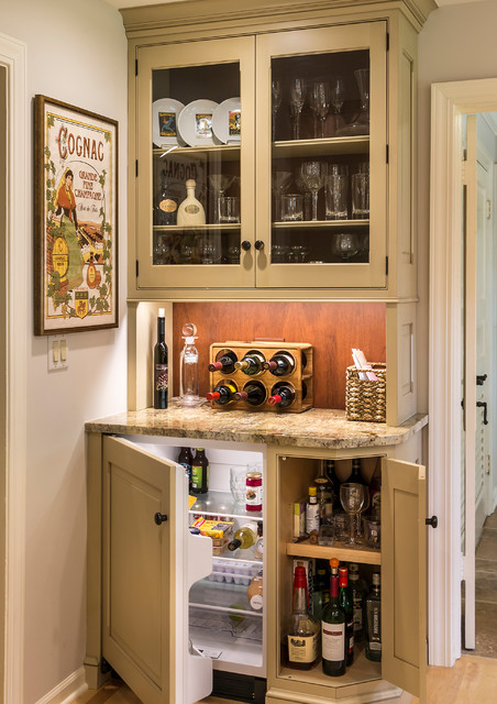 Wine Goblets Home Bar Farmhouse with Appliance Garage Beer Refrigerator Beverage Center Cool Bars Curtains