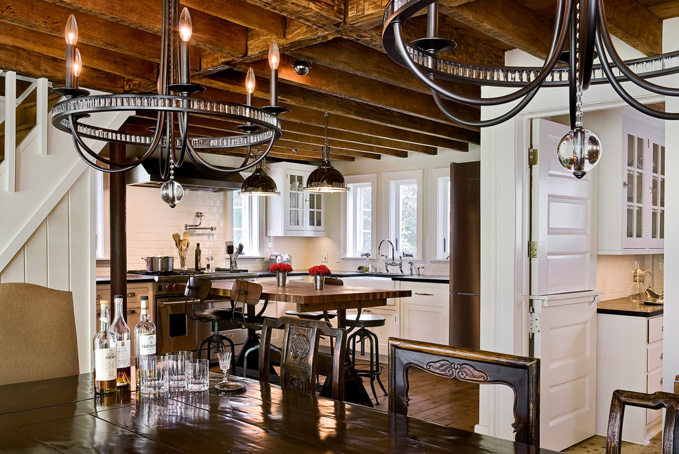 Wood Bead Chandelier Kitchen Farmhouse with Built in Cabinets Chandelier Chic Classic Contemporary Chandelier