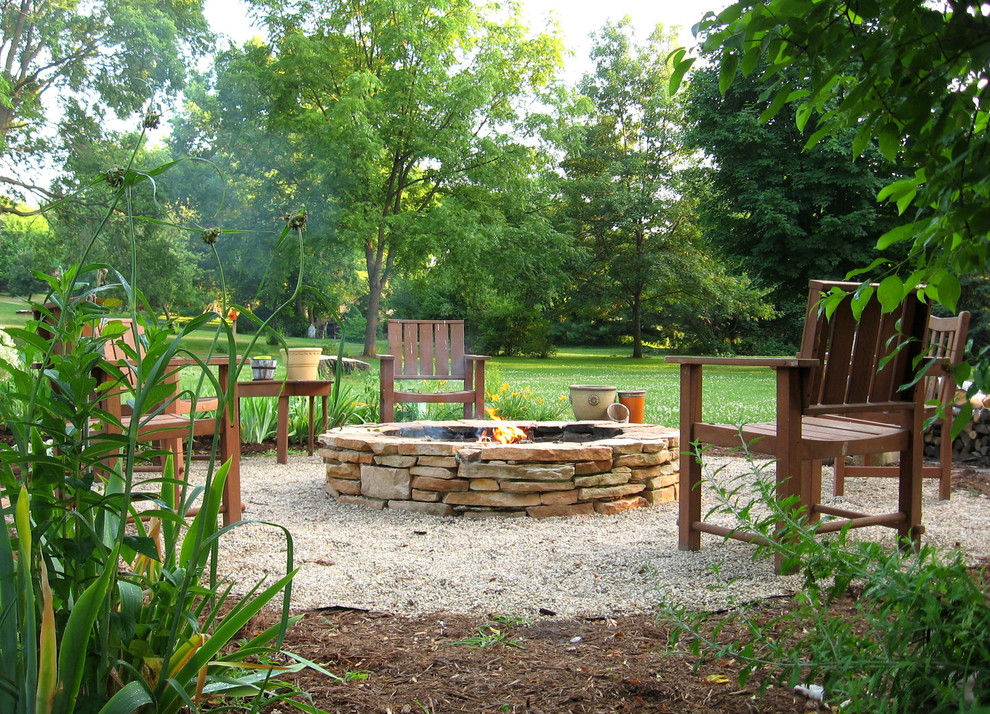 Wood Burning Fire Pit Landscape Contemporary with Charming Diy Fire Pit Firepit Grass Gravel