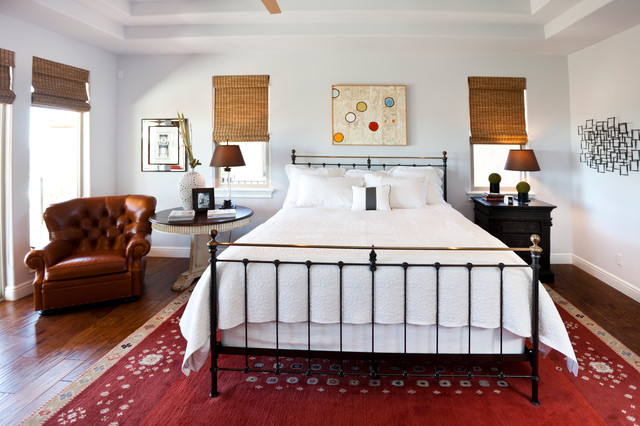 Wrought Iron Bed Frame Bedroom Rustic with All American All American Design and Furnishings Artwork Asid