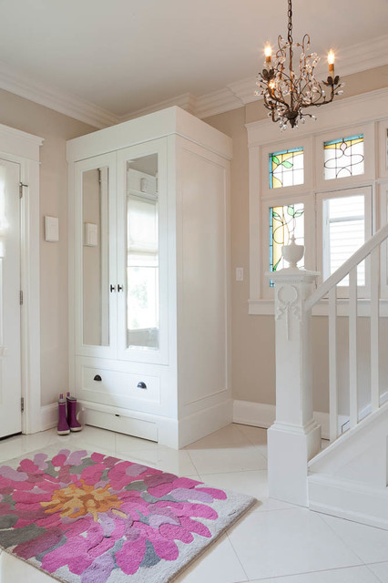 3x5 Rugs Entry Transitional with Beige Wall Chandelier Entryway