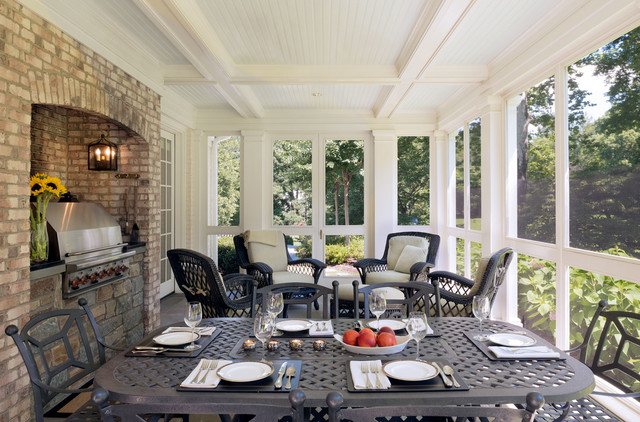 Alfresco Grills Porch Traditional with Alfresco Dining Barbecue Bbq