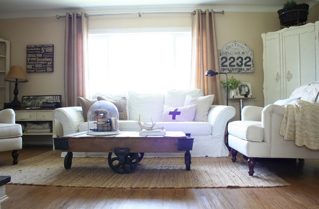 Allure Vinyl Flooring Living Room Traditional with Armoire Coche Curtains Industrial
