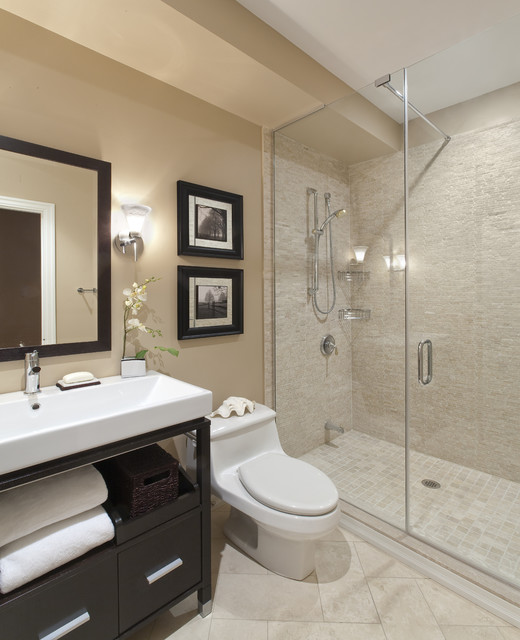 American Standard Toilet Seats Bathroom Transitional with Above Counter Sink Bathroom
