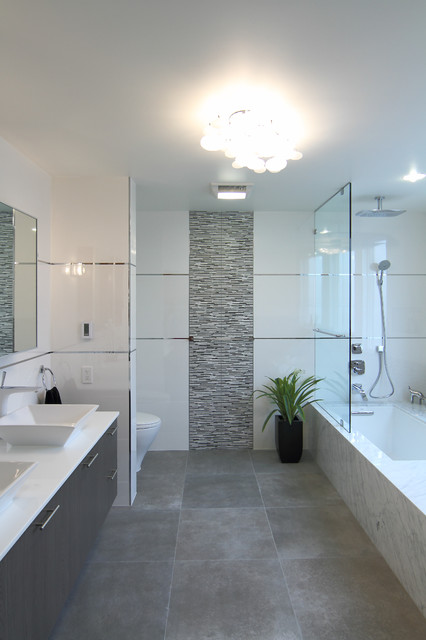 Bathtub Faucet Replacement Bathroom Contemporary with Double Sinks Luxury Bathroom