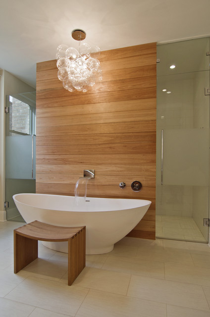 Bathtub Faucet Replacement Bathroom Contemporary with Freestanding Bath Glass Shower