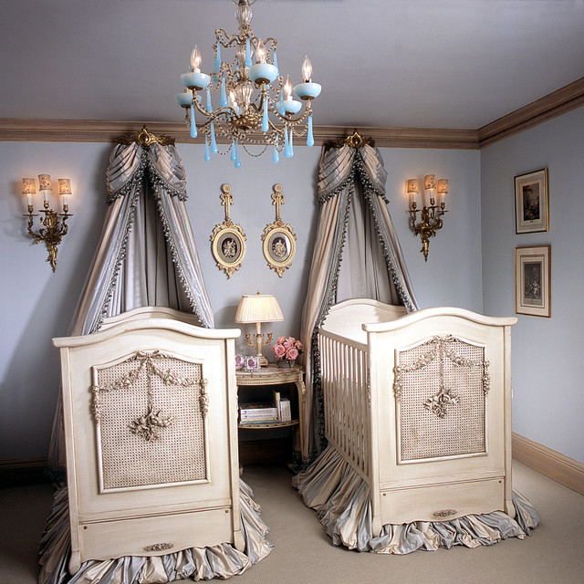 Bed Bath and Beyond Candles Nursery Victorian with Angels Antique Reproduction Beige