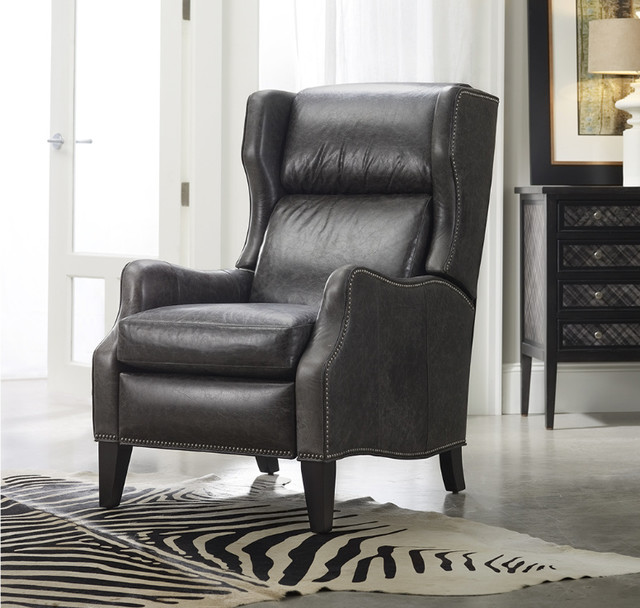 Bradington Young Living Room Transitional with Black Bradington Young Bradington Young