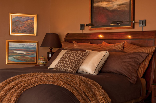 Browning Bedding Bedroom Traditional with Brown Bedding Decorative Pillows