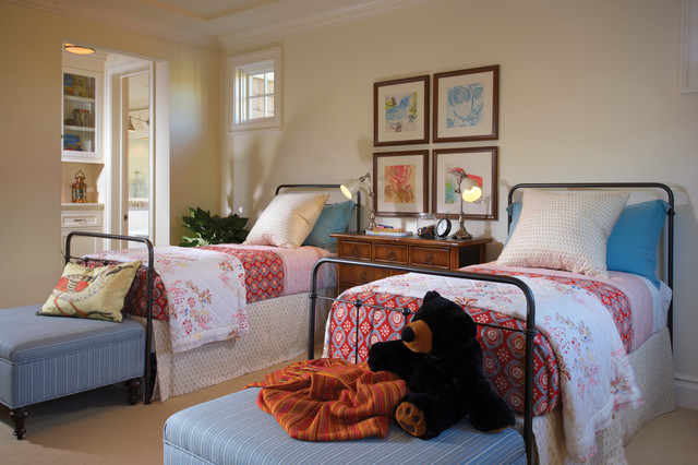 California King Quilt Kids Traditional with Art Bed French Bed