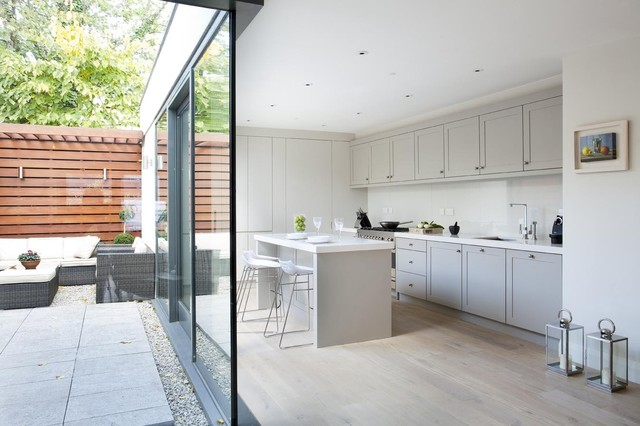 Calligaris Furniture Kitchen Contemporary with Custom Cabinets Glass Doors
