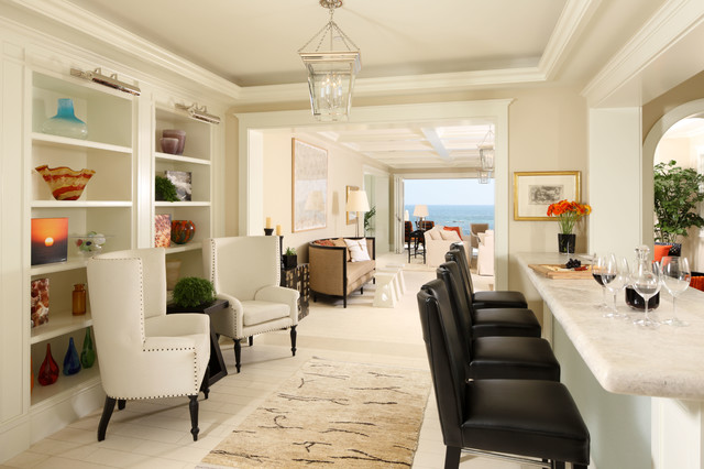 Chandra Rugs Living Room Contemporary with Bar Beach Leather Chairs