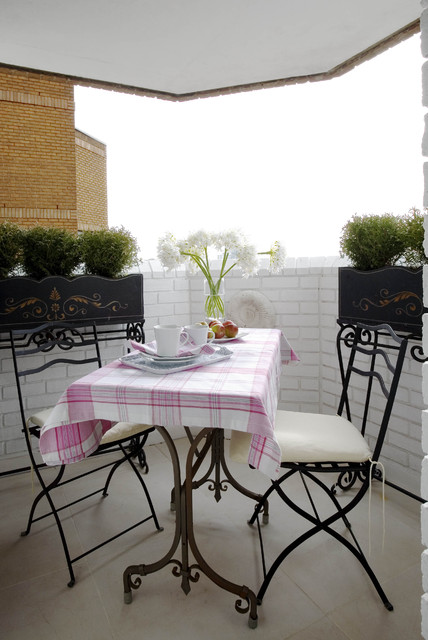 Cheap Bistro Sets Patio Eclectic with Balcony Brick Centerpiece Covered