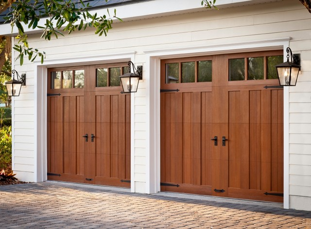 Clopay Garage Door Garage and Shed Traditional with Barn Style Garage Door