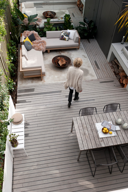 Composite Decking Prices Deck Midcentury with Box Planters Deck Fire