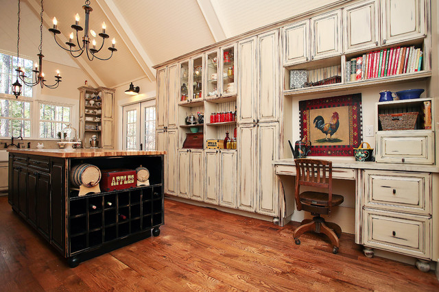 Cookbook Holder Kitchen Traditional with Beige Cabinets Beige Ceiling