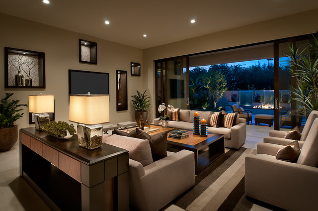 Cord Concealer Living Room Contemporary with Beige Sofa Ceiling Lighting