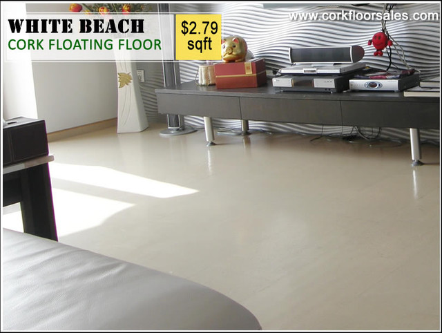 Cork Underlayment Spaces Contemporary with Cork Floating Flooring Cork